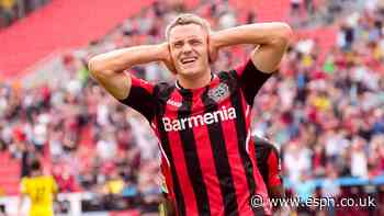Transfer Talk: Bayern may need €100m for transfer of Leverkusen's Wirtz