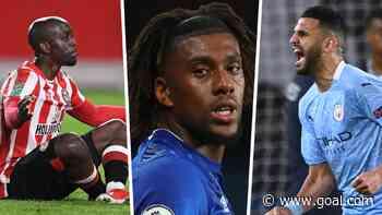 Carabao Cup Wrap: Wissa & Mahrez at the double, Iwobi's Everton crash out