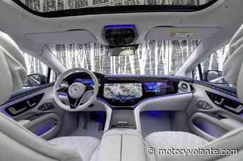 Llega el primer sedán 100% eléctrico de Mercedes-Benz. No quieres saber el precio. - Revista Motor y Volante