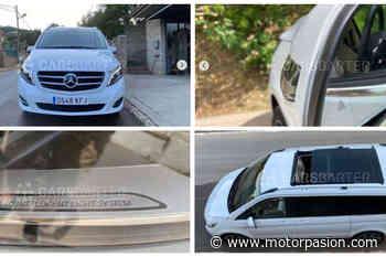 Si buscas un coche para familias numerosas, este gigante Mercedes Benz V Extralargo sale por buen precio - Motorpasion