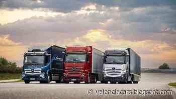 Mercedes-Benz Trucks presentará soluciones para el transporte por carretera eficientes y sostenibles - valenciacars