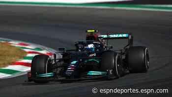 El factor Bottas está decidiendo el Campeonato de Constructores para Mercedes en F1 - ESPN Deportes