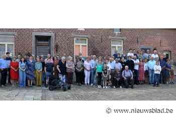 Bewoners Glabbeeksesteenweg houden reünie - Het Nieuwsblad
