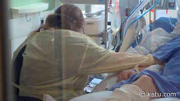 Oregon reports more than 1,700 new coronavirus cases, 30 new COVID-19 deaths - KATU