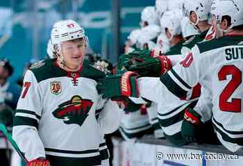 Wild sign star wing Kirill Kaprizov to 5-year, $45M contract