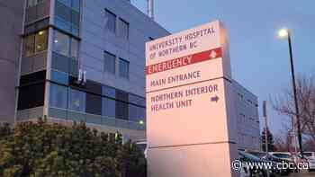 COVID-19 patients in B.C.'s north being flown elsewhere for care as local hospitals hit limits
