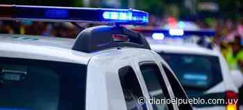 Siniestros de tránsito el fin de semana - El Pueblo de Salto