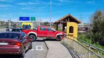 Conductor causó accidente de tránsito en el que murió su madre en Lota - Cooperativa.cl