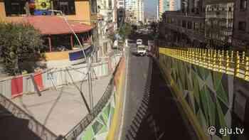 La Paz: Cierran desde este lunes el tránsito vehicular del viaducto Pinilla de la zona de Miraflores - eju.tv