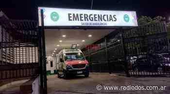 Ingresos en el Escuela: 30 personas por accidentes de tránsito y 17 por heridas de terceros - Radio Dos Corrientes