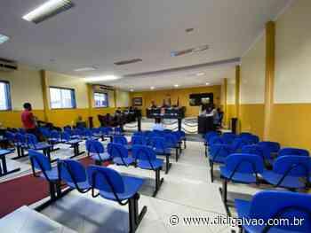 Resumo da Sessão da Câmara de Vereadores de Santa Maria da Boa Vista desta terça-feira (21/09) - Blog do Didi Galvão