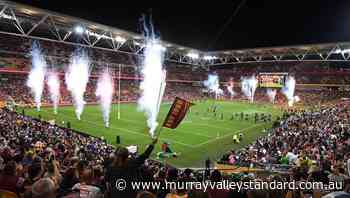 NRL's initial grand final tickets sold out - The Murray Valley Standard