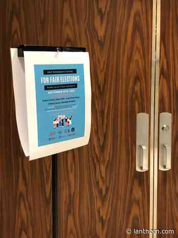 GV hosts Michigan's first-ever, citizen-led redistricting commission - Grand Valley Lanthorn
