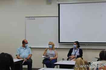 """""""Thinking Globally"""" panel explores cultural significance of time - Grand Valley Lanthorn"""