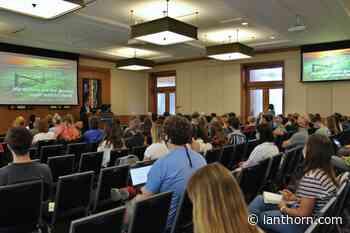 GVSU Alumni, Aaron Radelet, speaks on campus – Grand Valley Lanthorn - Grand Valley Lanthorn