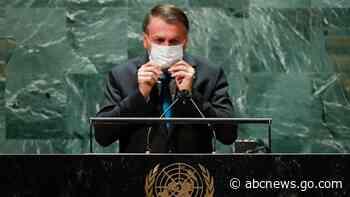 Brazil health minister tests positive for the coronavirus - ABC News