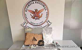 Incautan crystal y marihuana en Cabo San Lucas   El Universal - El Universal