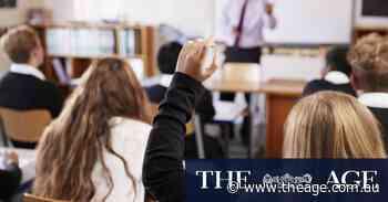 Mandatory jabs for teachers, school staff as Merlino pledges $190m ventilation cash splash