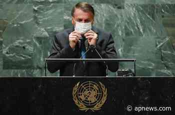 Brazil health minister tests positive for the coronavirus - Associated Press