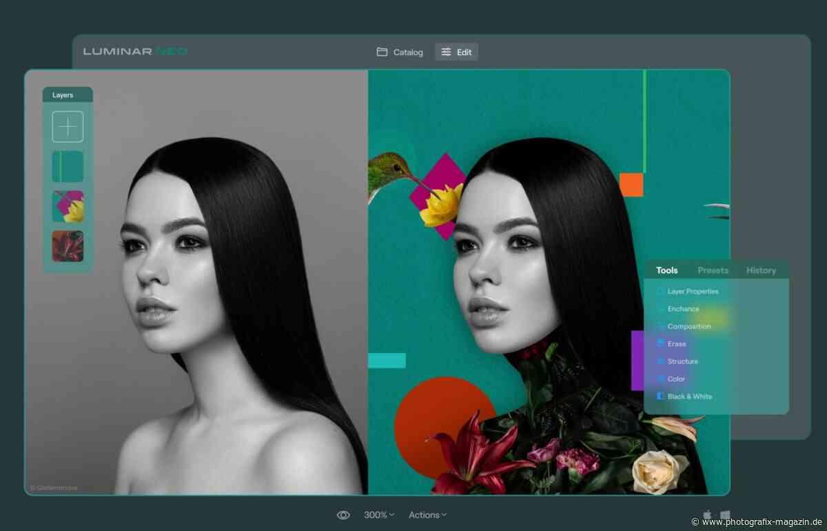 Luminar Neo: Spannende Details und neuen Funktionen enthüllt - Photografix Magazin