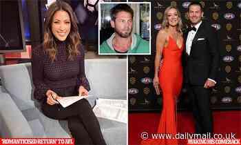 Fox Sports TV presenter Tara Rushton says AFL star Ben Cousins' dark past can't be forgotten