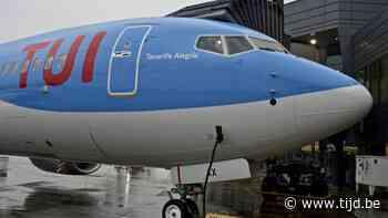 TUI-groep laat meer dan honderd vliegtuigen onderhouden in Zaventem - De Tijd