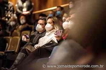 Grupo de trabalho entrega relatório sobre evento-teste Concerto Camerata - Jornal de Pomerode