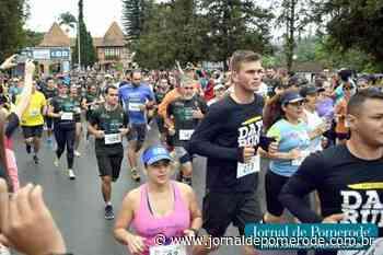 Pomerodenses poderão se inscrever, gratuitamente, na Meia Maratona - Jornal de Pomerode