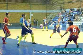 Municipal de Futsal está programado para outubro - Jornal de Pomerode