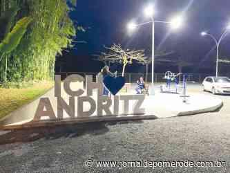 Espaço ANDRITZ reúne bem-estar e lazer para comunidade em Pomerode - Jornal de Pomerode