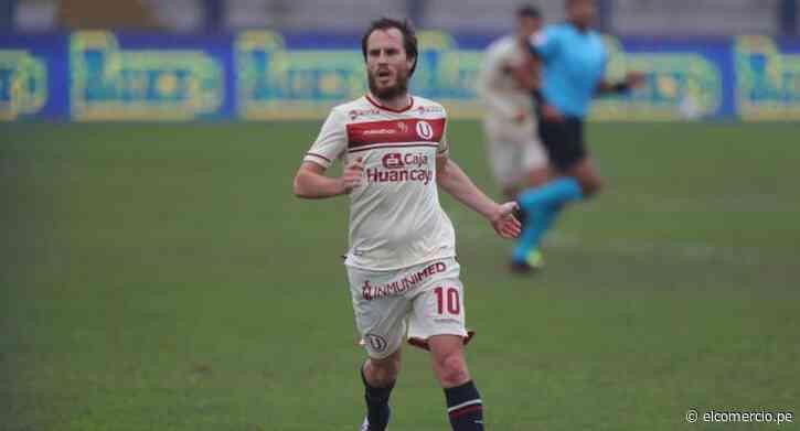 Hernán Novick retornó a entrenar con Universitario a Campo Mar - El Comercio Perú