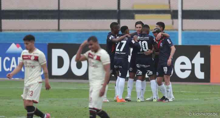 Resultado Universitario vs. Municipal por la fecha 11 de la Liga 1 - El Comercio Perú
