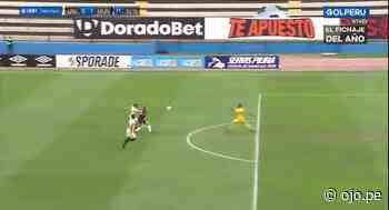 Universitario arrancó perdiendo: Rodríguez lució su velocidad para el 1-0 de Municipal | VIDEO - Diario Ojo