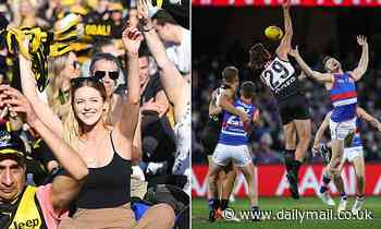 Scammers target footy fans ahead of AFL grand final