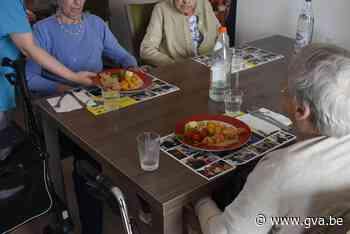 Genieten van eten blijft voor personen met dementie een belangrijke houvast - Gazet van Antwerpen