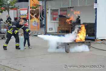 Brandweer post Mol houdt opnieuw open dag (Mol) - Het Nieuwsblad