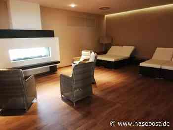 Neue Sauna im carpesol Bad Rothenfelde hat eröffnet - HASEPOST