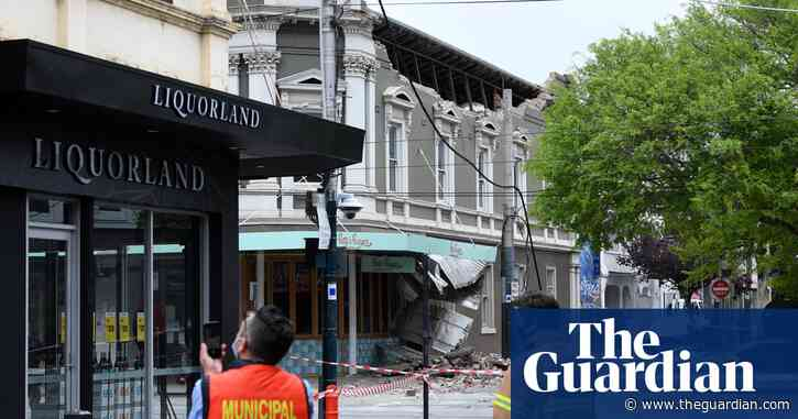 'Everyone was nervous': Victoria avoids serious damage after major earthquake rocks Melbourne