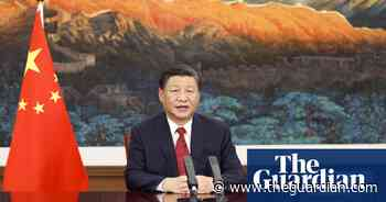 China to stop building new coal-fired power projects abroad, says Xi Jinping – video