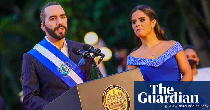 Fears for democracy in El Salvador after president claims to be 'coolest dictator'