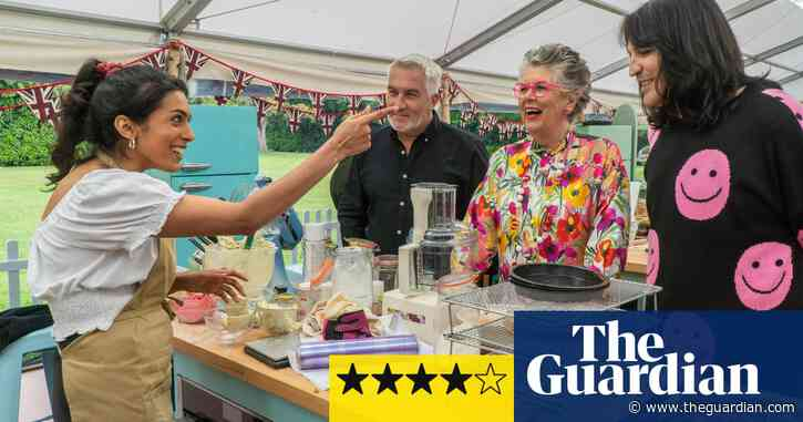 The Great British Bake Off 2021 review – joyous TV that shows no signs of staleness