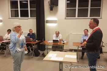 Martine Cools legt eed af als raadslid