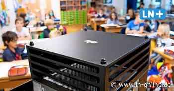 Bad Schwartau: Schulen bekommen mobile Luftfilteranlagen - Lübecker Nachrichten
