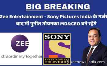 Zee Entertainment- Sony India merger: Here are the top highlights of the mega-deal