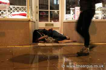 £8 million plan to tackle homelessness in Brighton