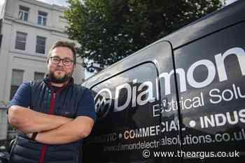 Brighton electrician reaches final of Screwfix Top Tradesperson 2021 award