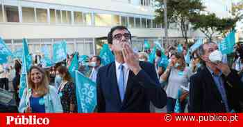 O passeio de Moreira num Porto onde os partidos lutam pelas vereações - PÚBLICO