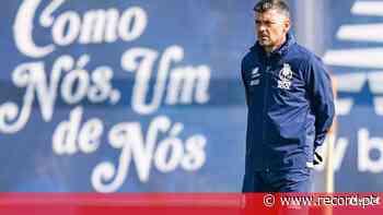 FC Porto regressou aos treinos ainda sem Pepe e Marchesín - Record