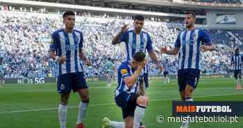 Liga: FC Porto domina entre sete equipas na equipa da jornada | MAISFUTEBOL - Maisfutebol