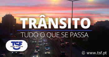 Despiste na A3 provoca longas filas no Porto. Trânsito normalizado em Lisboa - TSF Online